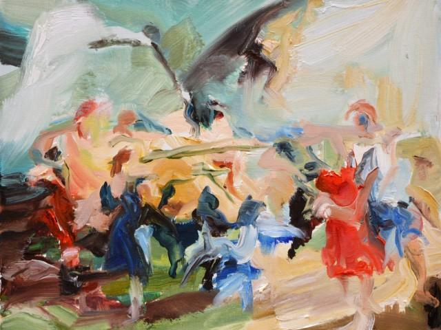 Dance ( 30 x 20 cm )