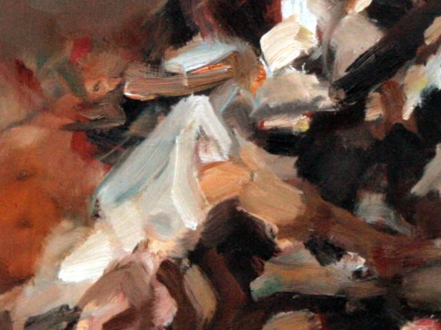 Finale III ( 20 x 30 cm )