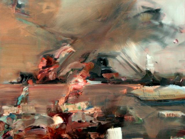 Syria ( 60 x 50 cm )