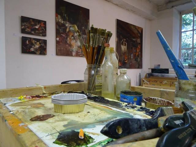 Atelier - Kunstroute ( 2015 )